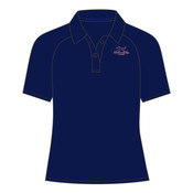 wellow - Women's piped performance polo