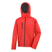 wellow - Result Core TX performance Hooded Softshell Jacket