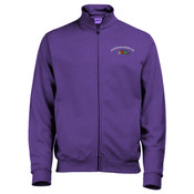 GLENIFFER DTC - Fresher full zip sweat