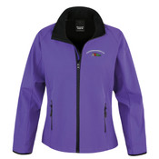 GLENIFFER DTC - Result Core Ladies Printable Softshell jacket