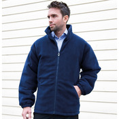 Core padded winter fleece