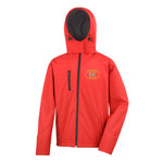 Sutton Weavers - Result Core TX performance Hooded Softshell Jacket