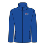 DDAC - Women's full zip fleece