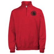 Poodle Training Club - Sophomore ¼ zip sweat