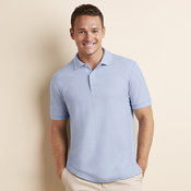 Premium cotton double pique sport shirt