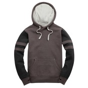 Ultrasoft Peach Finish Retro Hoodie 330gsm