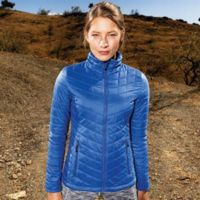 Women's ultralight thermo quilt jacket Thumbnail