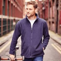 Russell Full zip outdoor fleece Thumbnail