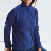 Russell Ladies' Full Zip Outdoor Fleece Thumbnail