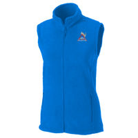 North Derbyshire - Ladies Outdoor Fleece Gilet Thumbnail