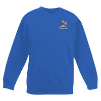 North Derbyshire - DryBlend™ adult crew neck sweatshirt Thumbnail