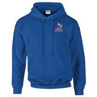 North Derbyshire - Dry Blend ® Adult Hooded Sweatshirt Thumbnail