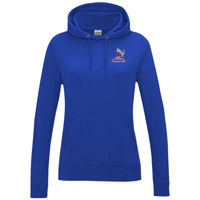 North Derbyshire - Girlie college hoodie Thumbnail