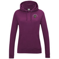 British MAnchester Terrier Club  - Girlie college hoodie Thumbnail